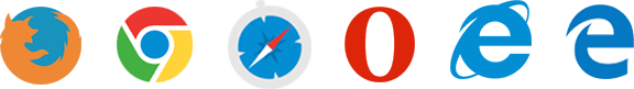 browsers-all-icons