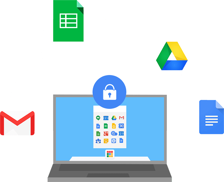 Google G Suite Canada Apps